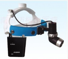 迈柯尔-医用头灯+2.5倍放大镜 JD2000I 型 LED 5W-1