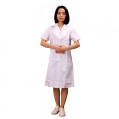 医生服 女医生服 短袖