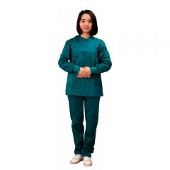 医生服 女医生服 护理服 长袖套装