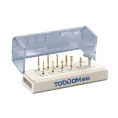 道邦/TOBOOM  后牙(全瓷/烤瓷)备牙套装 FG-0710D