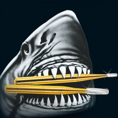 SS-WHITE 大白鲨 钨钢车针 高速标准型   球钻
