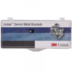 3M/ESPE  Gemini MBT金属网底托槽0.022