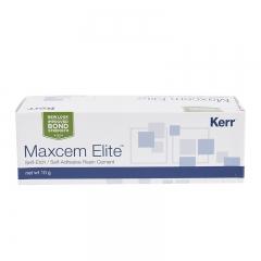 科尔/kerr Maxcem Elite自酸蚀自粘接双固化树脂水门汀