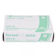 麦迪康/MEDICOM  一次性检查手套PVC (无粉)
