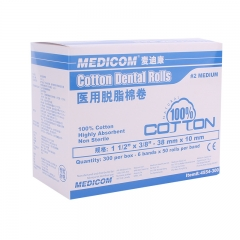 麦迪康/MEDICOM 医用脱脂棉卷