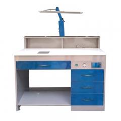 雅加固  牙科技工桌 (不锈钢)
