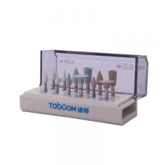 道邦/TOBOOM 复合树脂修整高亮度抛光套装(口内用)RA-0312D