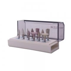道邦/TOBOOM 烤瓷牙修整高亮度抛光套装(口内用)RA-0212D