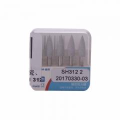 道邦/TOBOOM 硅胶抛光器(瓷、复合树脂口内抛光)