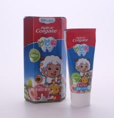 高露洁-妙妙刷儿童牙膏 蜜桃奶香味
