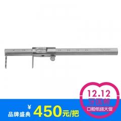 天天  80mm种植用测量尺812-101