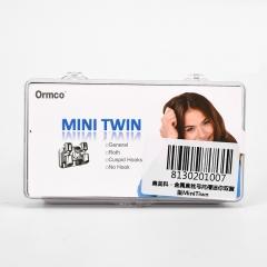 奥美科/ORMCO 金属直丝弓托槽 迷你双翼型MiniTiwn