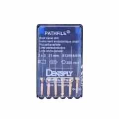 登士柏/DENTSPLY   Pathfile 镍钛旋转根管锉