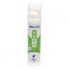 涑爽   薄荷香型牙膏120g