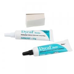 登士柏/DENTSPLY  Dycal自凝氢氧化钙 13g基料+11g的催化剂/盒