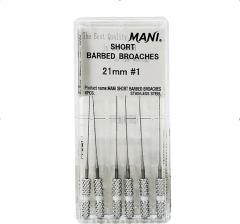 马尼/MANI 带柄拔髓针 21mm 1#